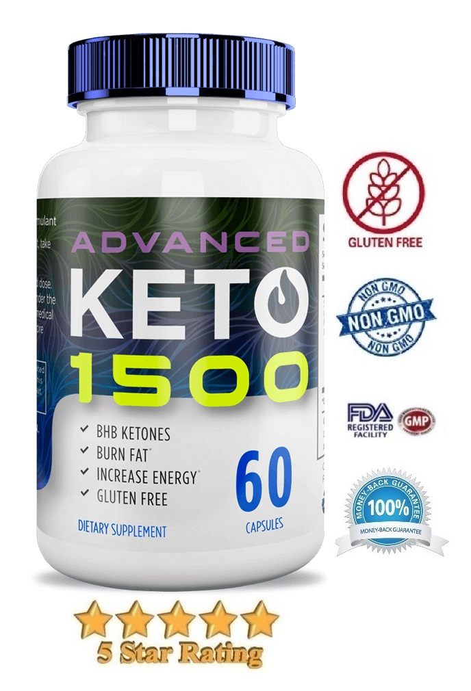 Advanced Keto 1500