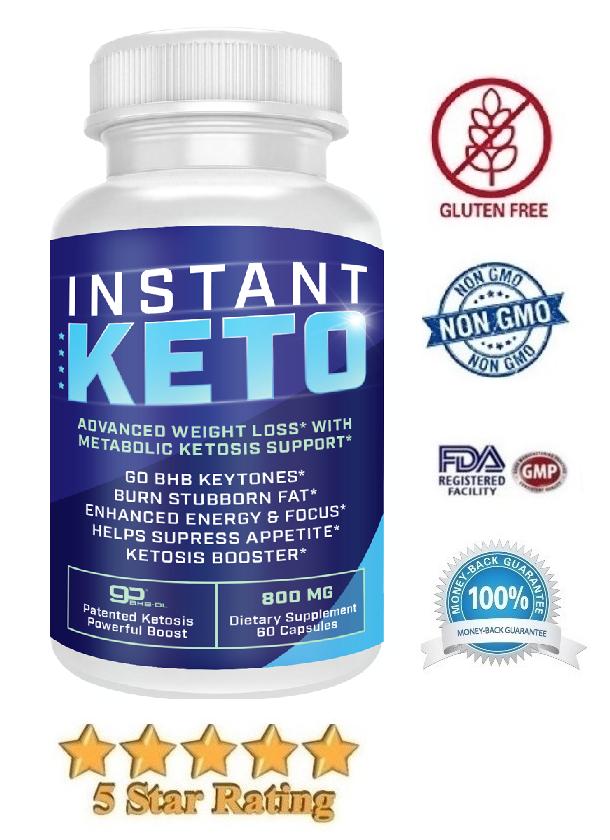InstaKeto Advanced Weight Loss