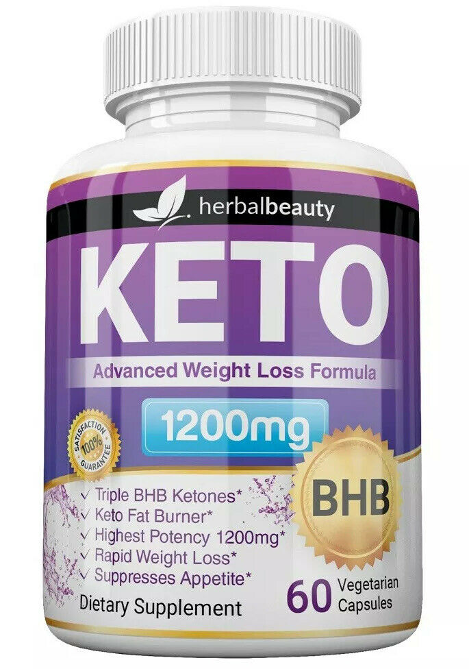 Keto Advanced Weight Loss - 1200mg