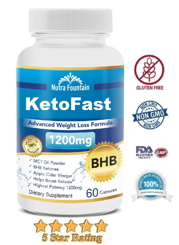 Keto Fast Weight Loss Formula