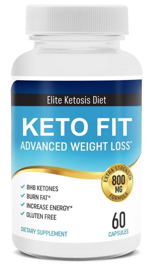 Keto Fit Advanced Formula