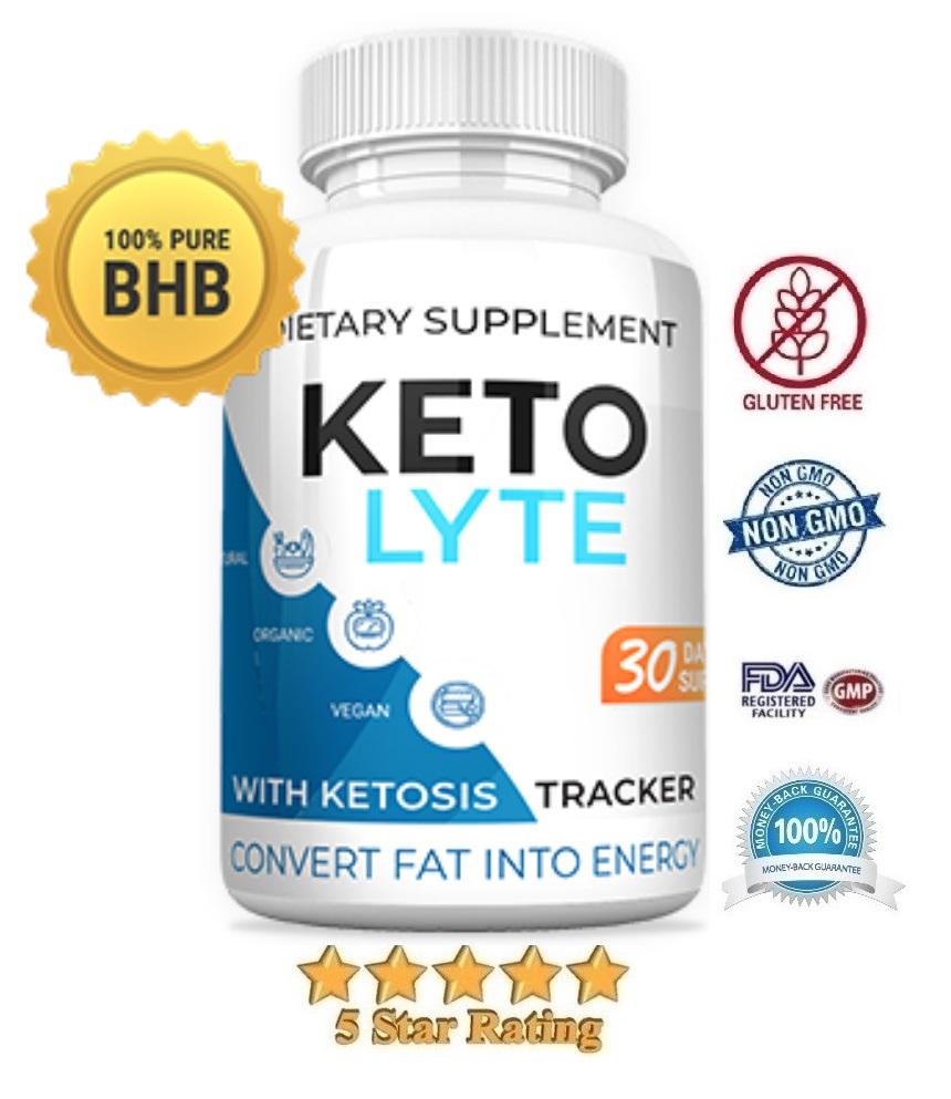 Keto Lyte BHB Formula with Ketosis Tracker