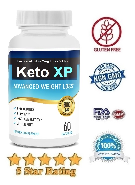 Keto XP Diet Formula