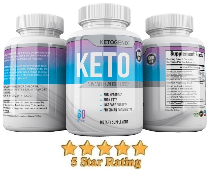 Ketogenix Keto