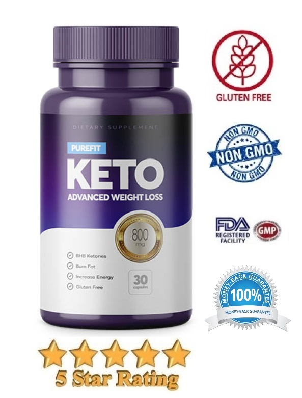 Purefit Keto Advanced Weight Loss