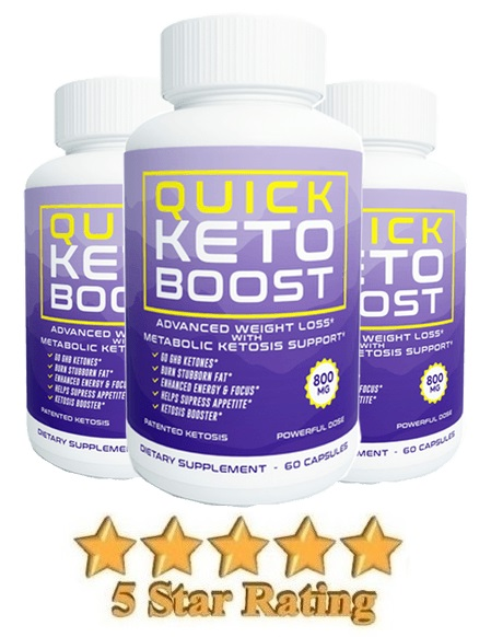 Ultra Fast Keto Boost - Get 2 Free Bottles
