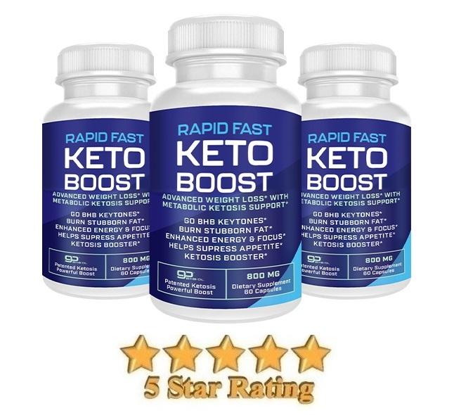 Rapid Fast Keto Boost