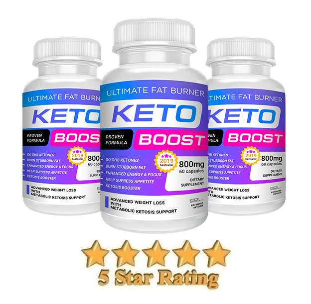 Keto Boost Supplement