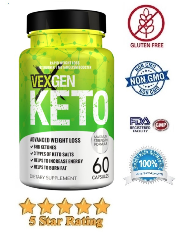 Vexgen Keto Advanced Weight Loss