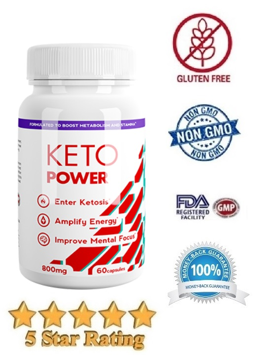 Keto Power Capsules - Advanced Weight Loss - Order Now